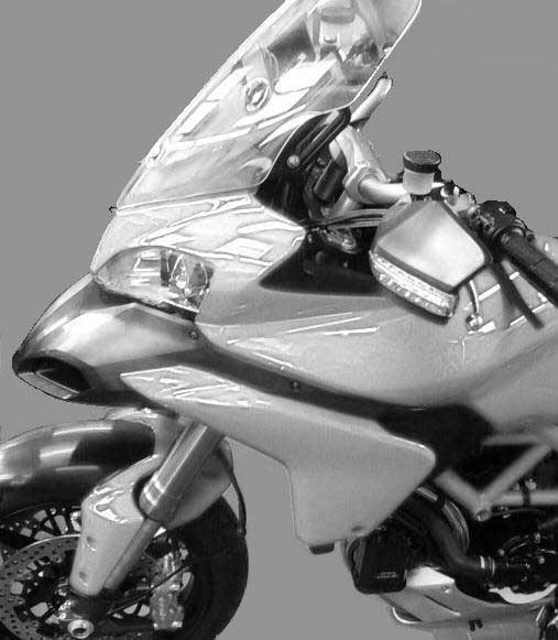 2010 Ducati Stradaperta - first pics of the end product - image 326773