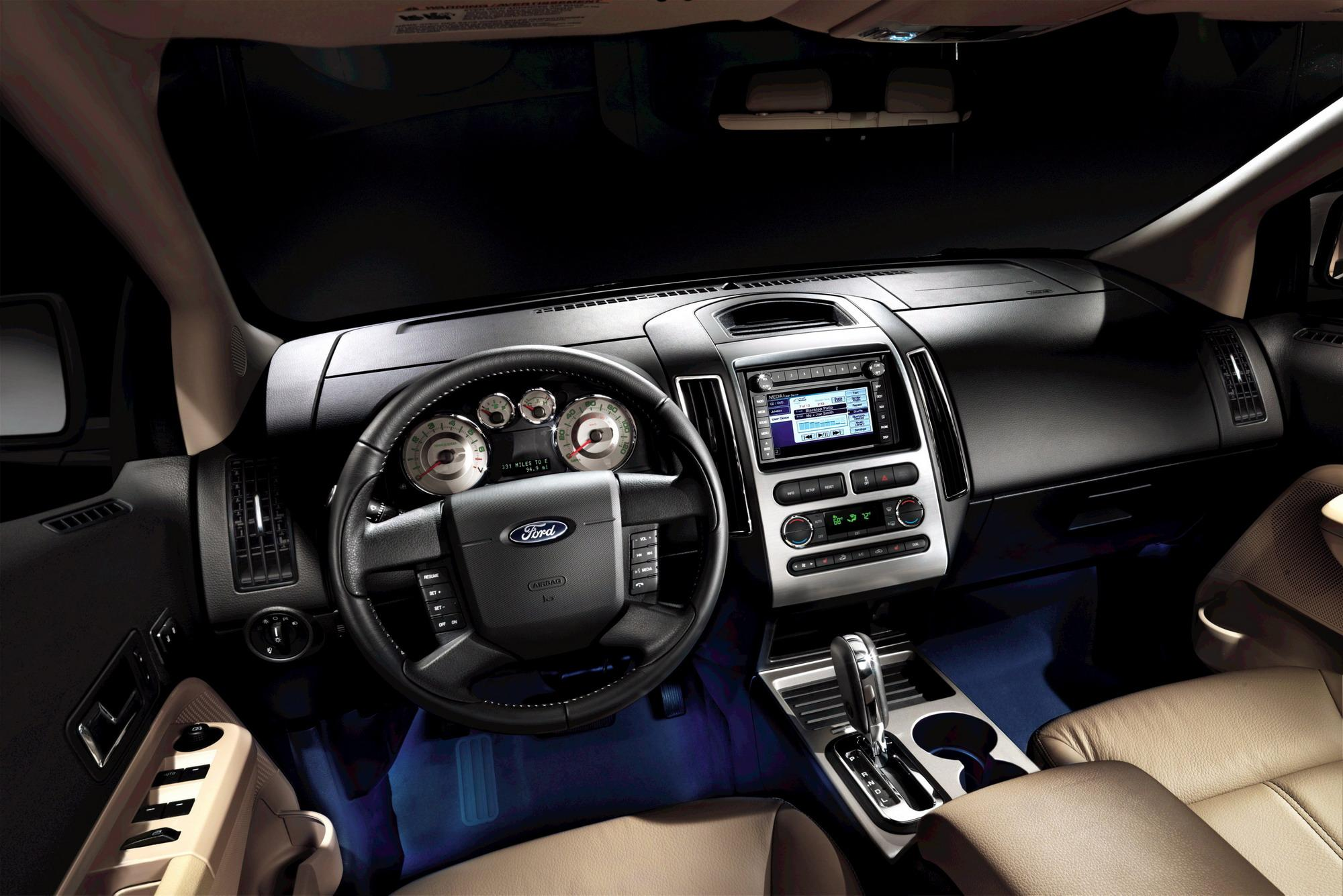 2010 ford edge top speed