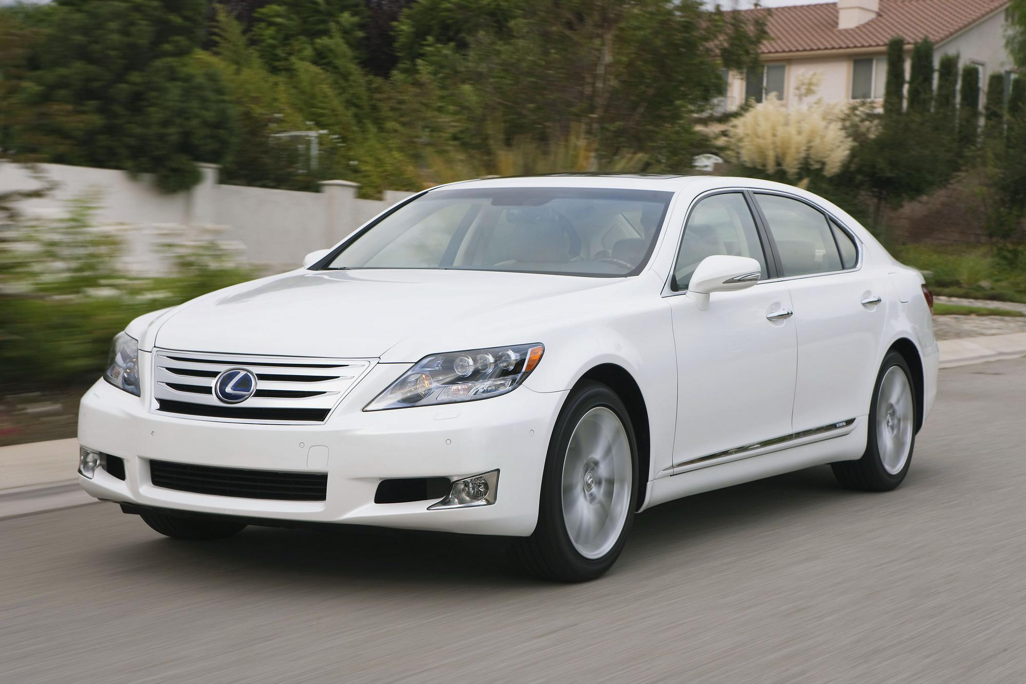 2010 lexus ls 600h l hybrid top speed. Black Bedroom Furniture Sets. Home Design Ideas