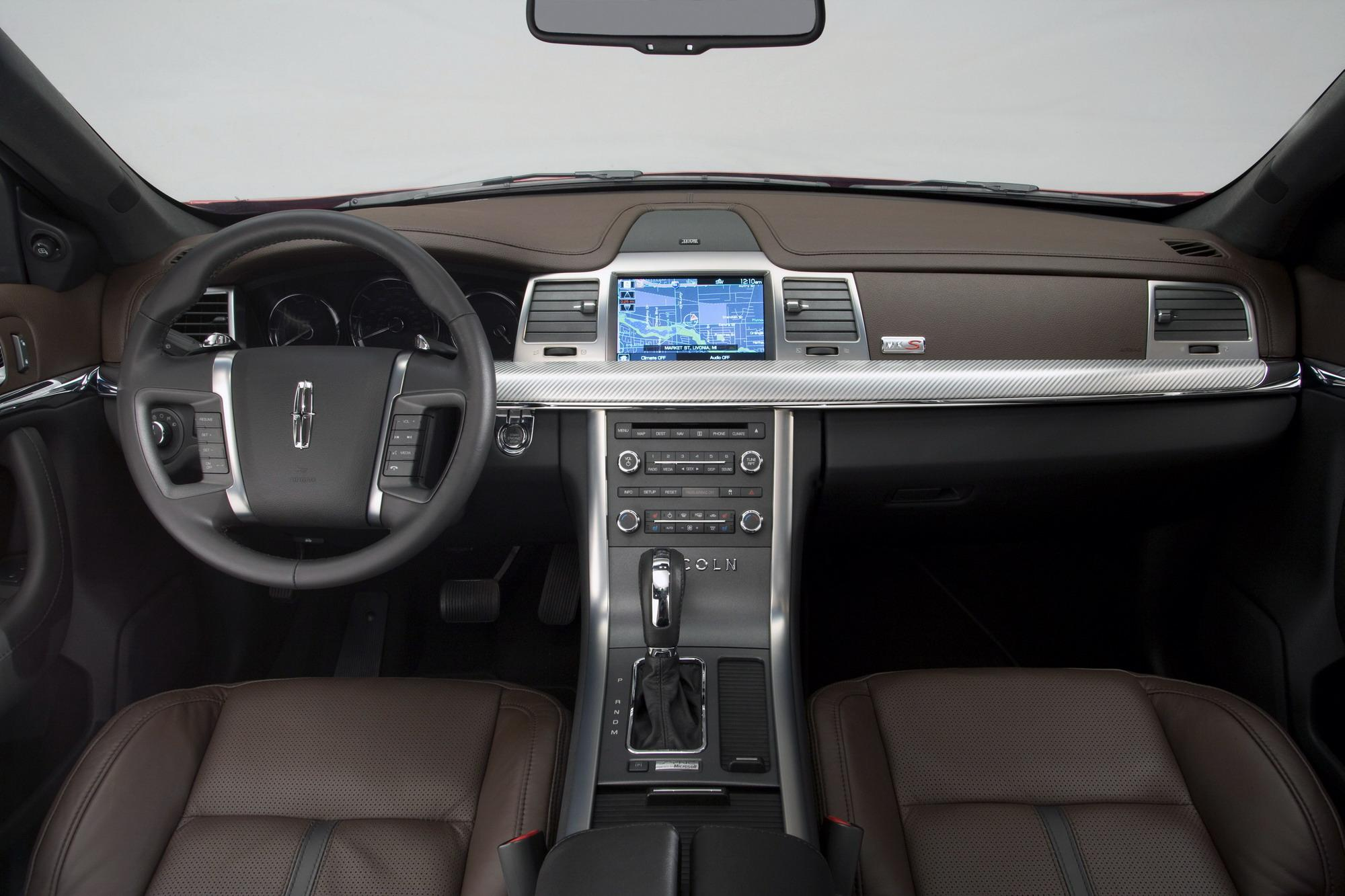 2010 Lincoln Mks Top Speed