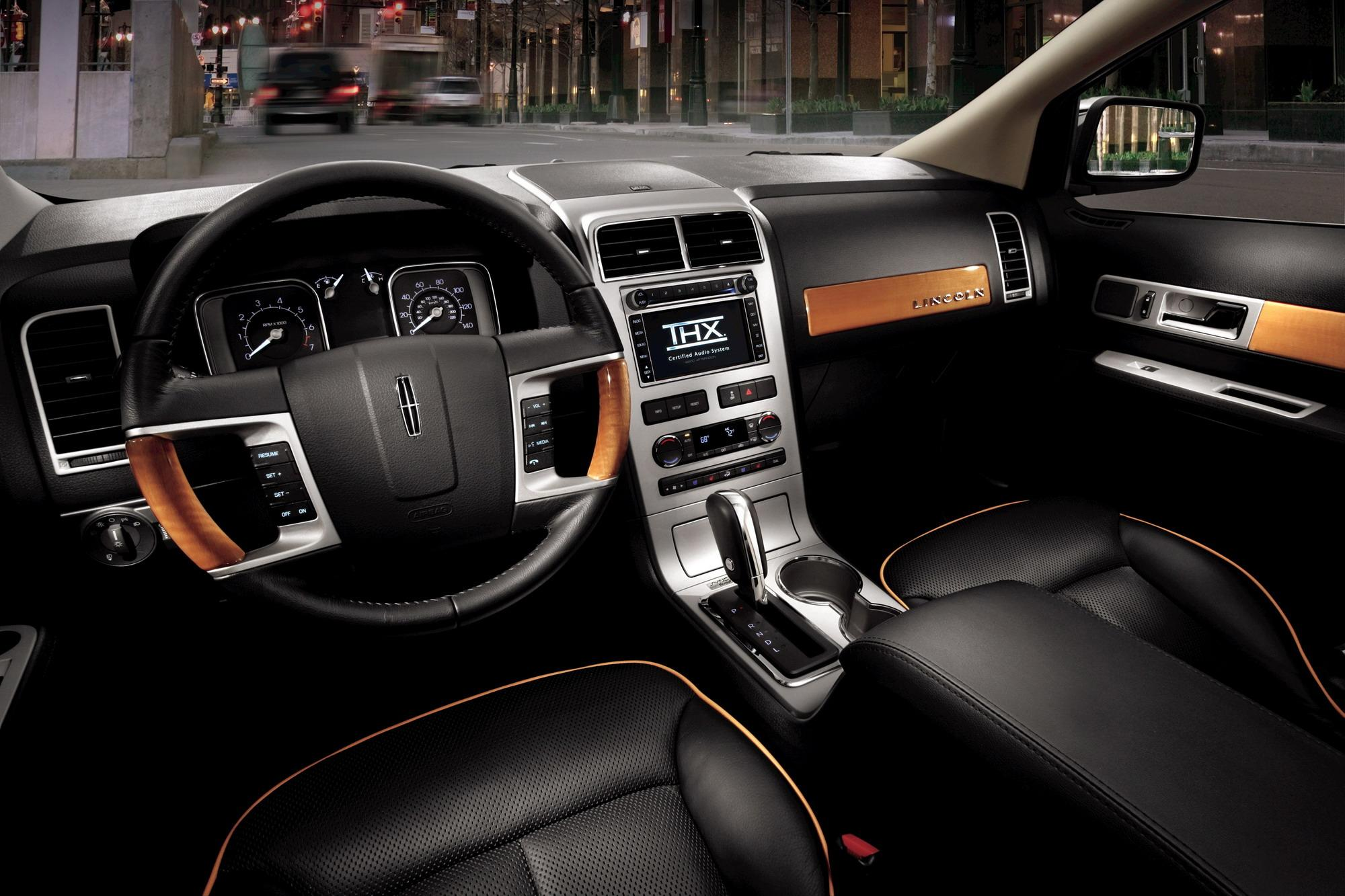 2010 Lincoln MKX | Top Speed. »