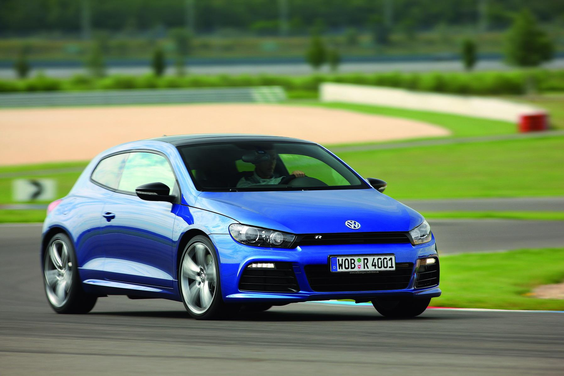 Perfect 2010 Volkswagen Scirocco R Review   Top Speed. »