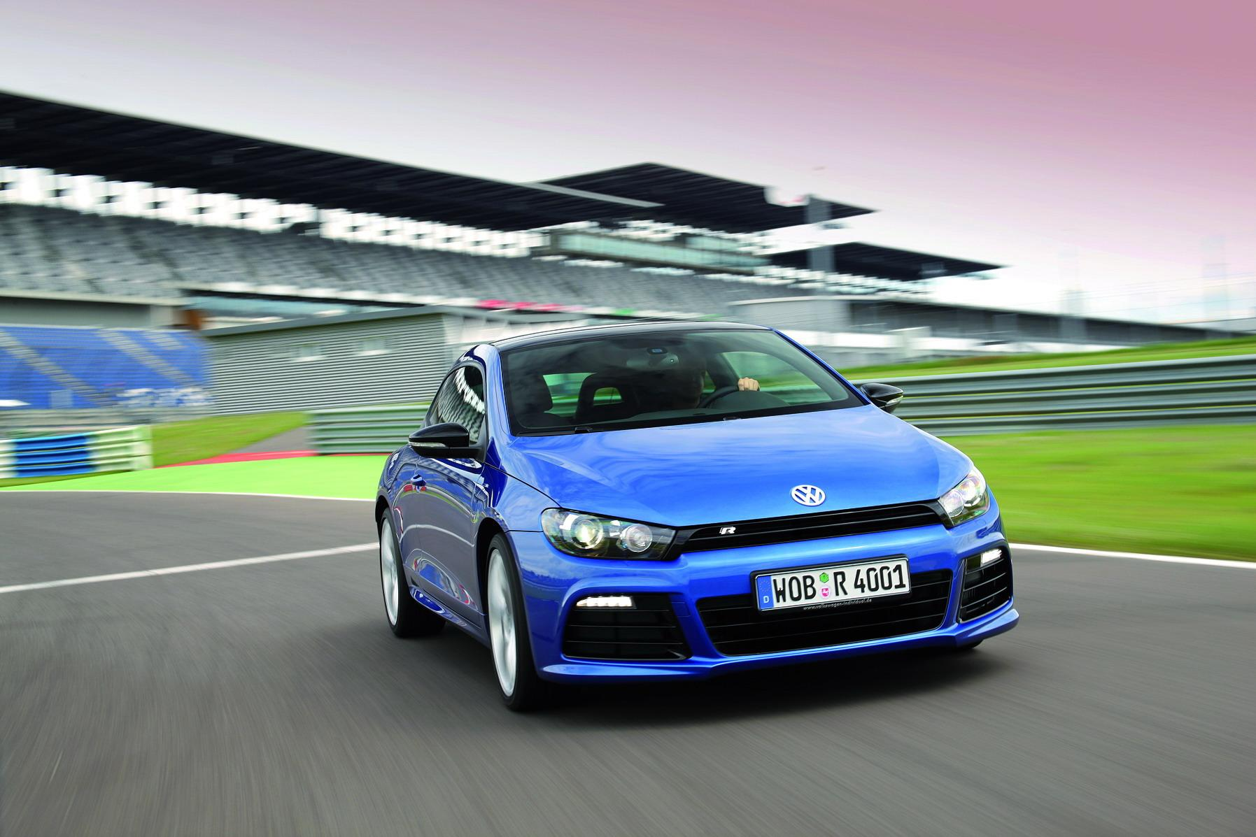 Elegant 2010 Volkswagen Scirocco R Review   Top Speed. »