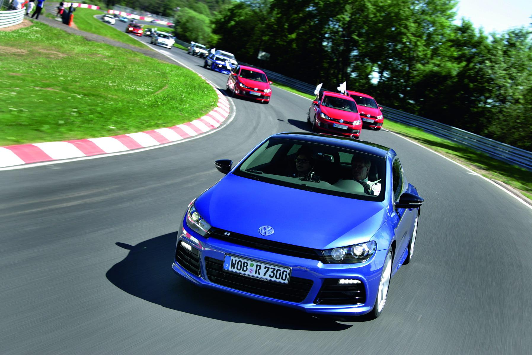 Attractive 2010 Volkswagen Scirocco R Review   Top Speed. »