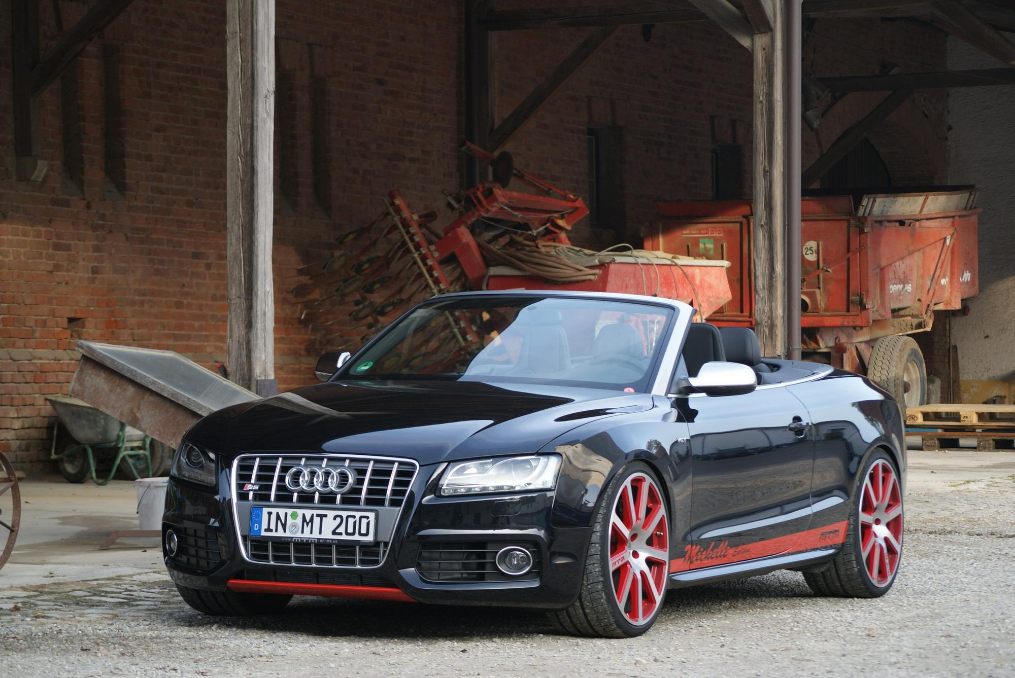 audi s5 cabrio michelle edition by mtm top speed. Black Bedroom Furniture Sets. Home Design Ideas
