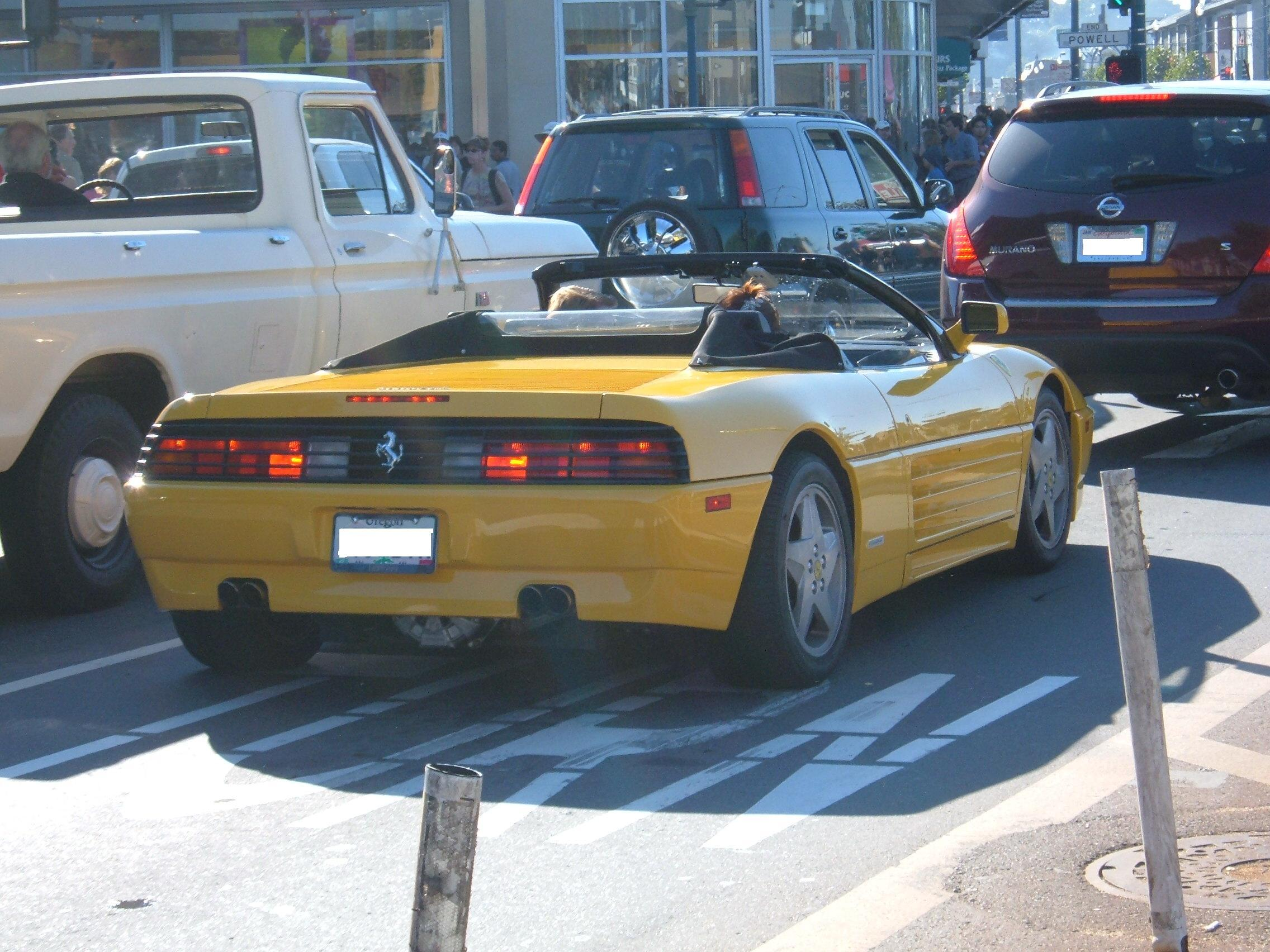 1993 - 1995 Ferrari 348 Spider | Top Sd