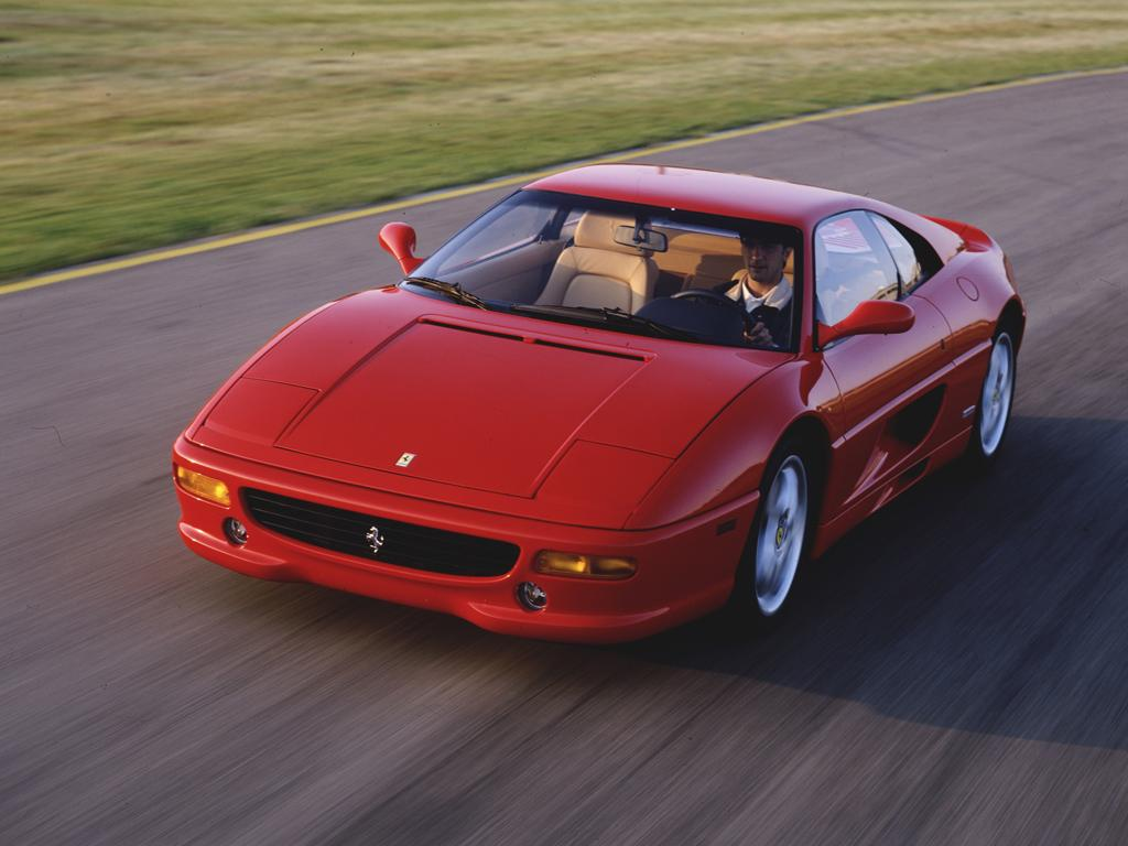 1997 - 1999 Ferrari 355 F1 Berlinetta | Top Speed. »