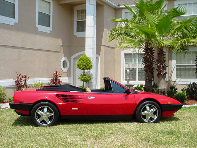 1983 1985 ferrari mondial cabriolet review top speed. Black Bedroom Furniture Sets. Home Design Ideas