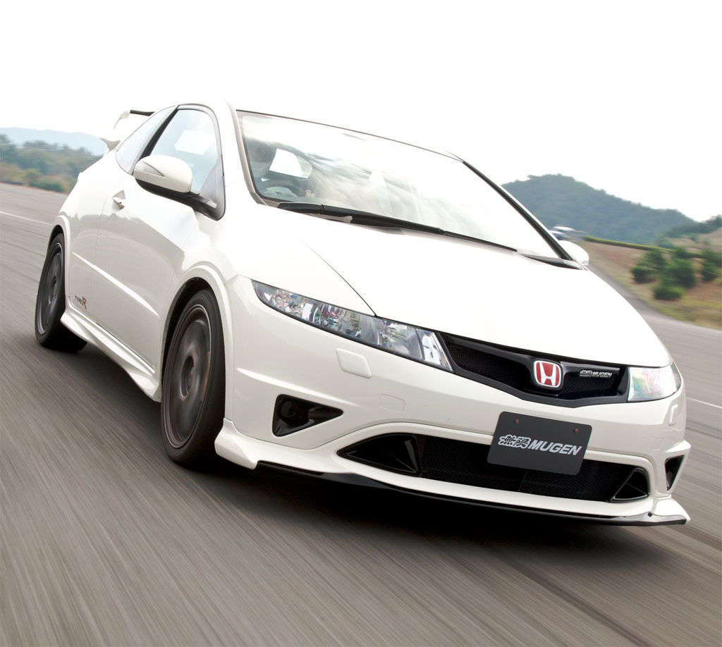 Honda Civic Type R Mugen Into Production; Limited To 20