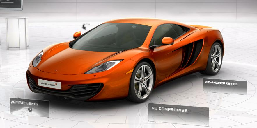 McLaren MP12-4C Stripped Down To Its Core | Top Speed