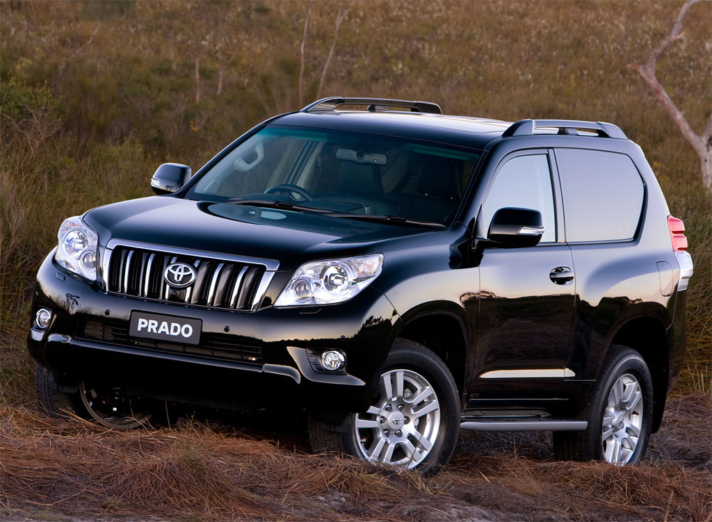 2010 Toyota Landcruiser Prado Three Door Top Speed