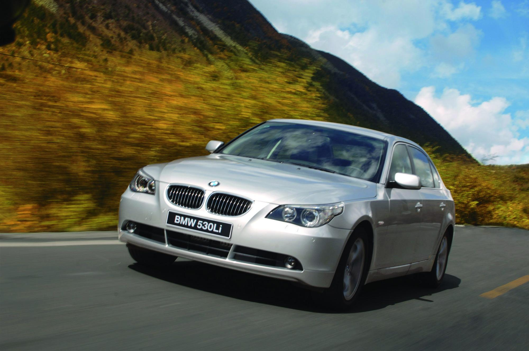 2004 2010 bmw 5 series e60 gallery 334983 top speed. Black Bedroom Furniture Sets. Home Design Ideas
