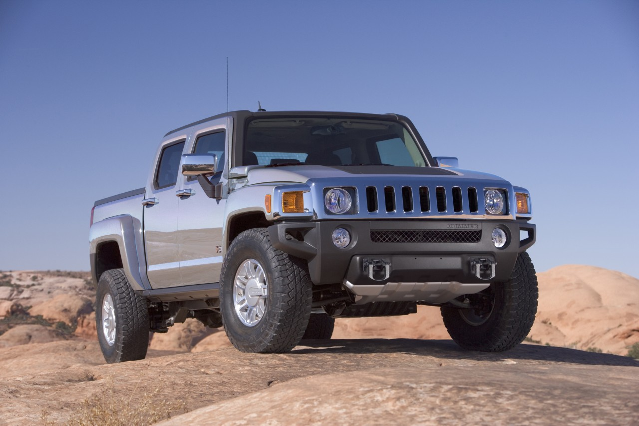 2010 Hummer H3 And H3T | Top Speed