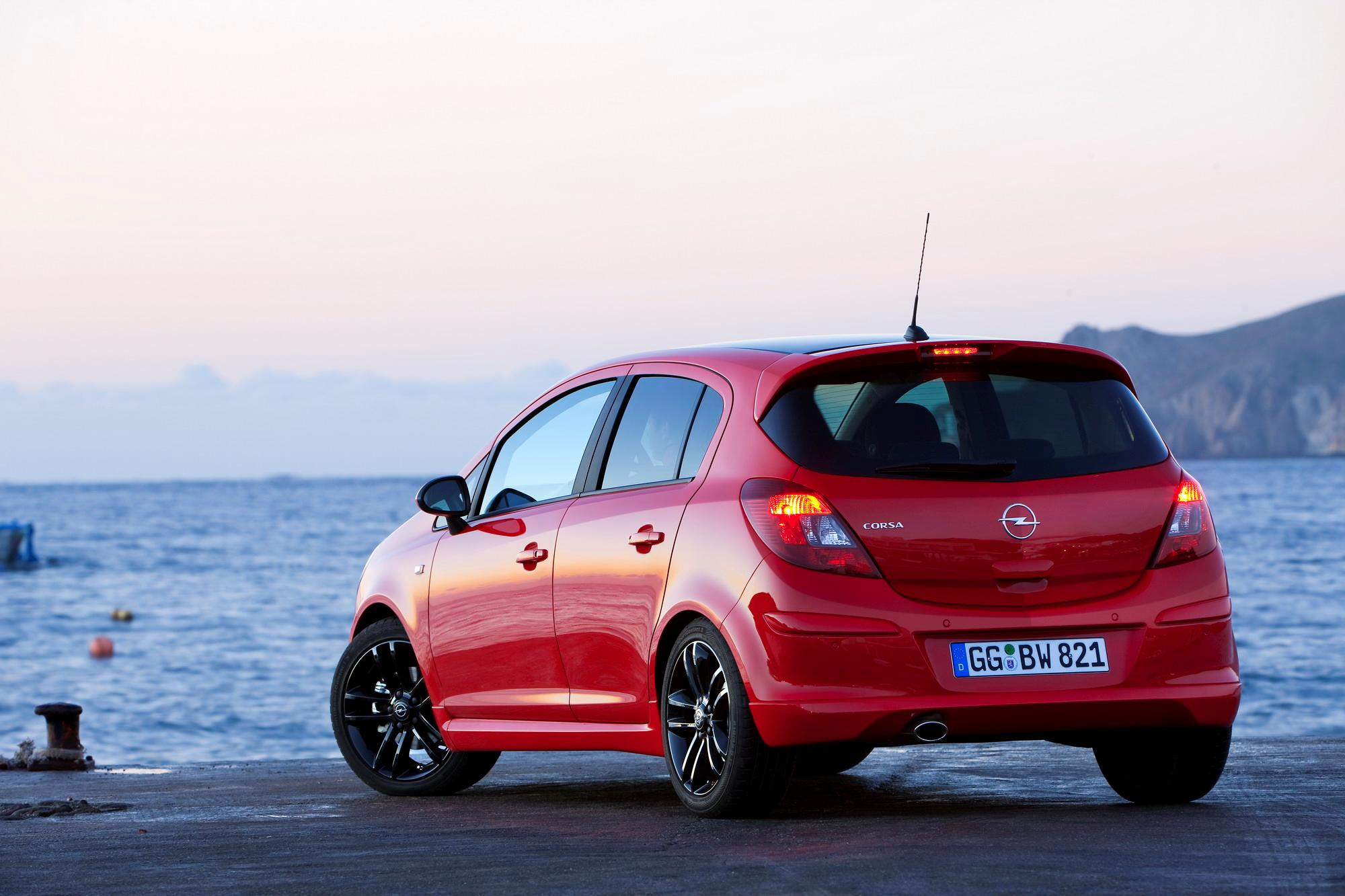 2010 opel corsa review gallery 334135 top speed. Black Bedroom Furniture Sets. Home Design Ideas