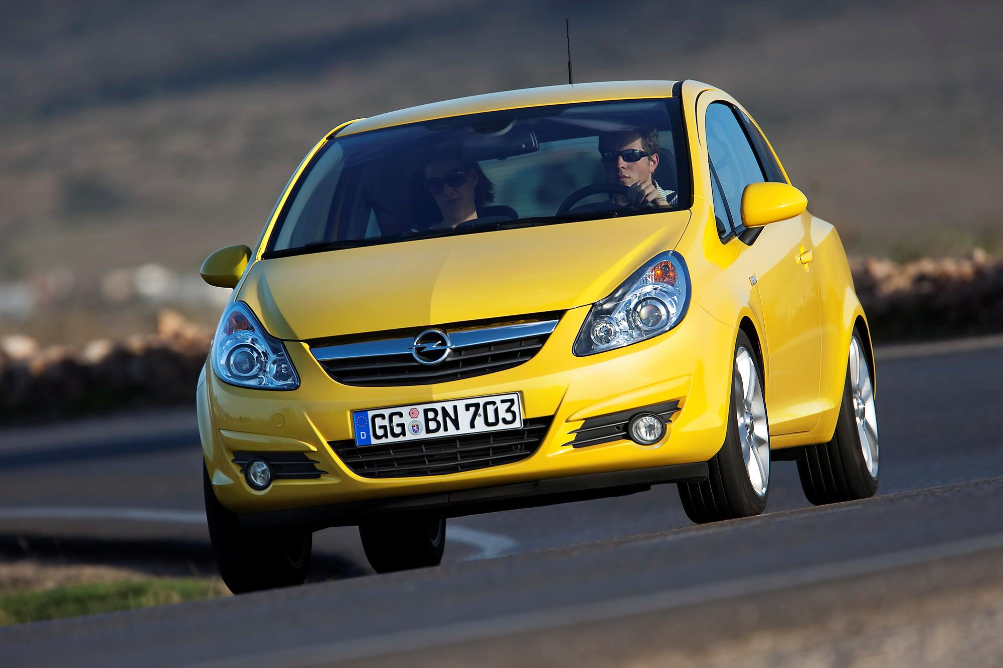 2010 opel corsa review top speed. Black Bedroom Furniture Sets. Home Design Ideas