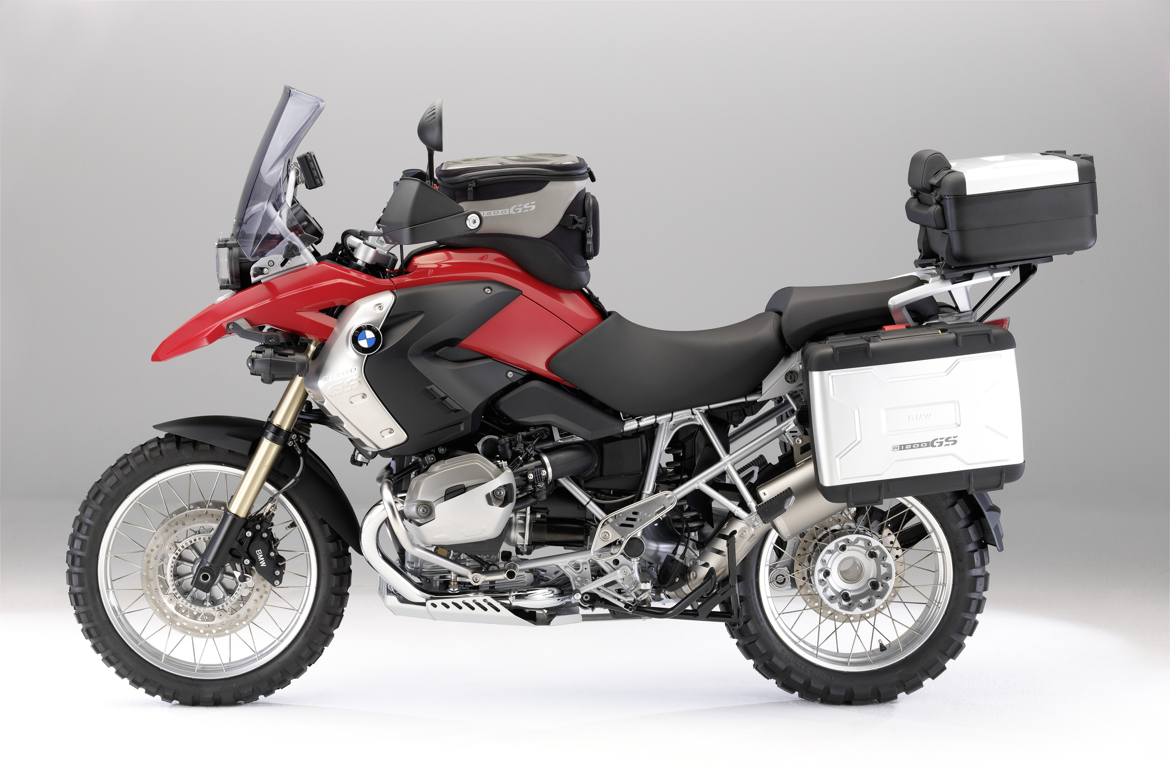 2010 BMW R 1200 GS / Adventure Review - Top Speed