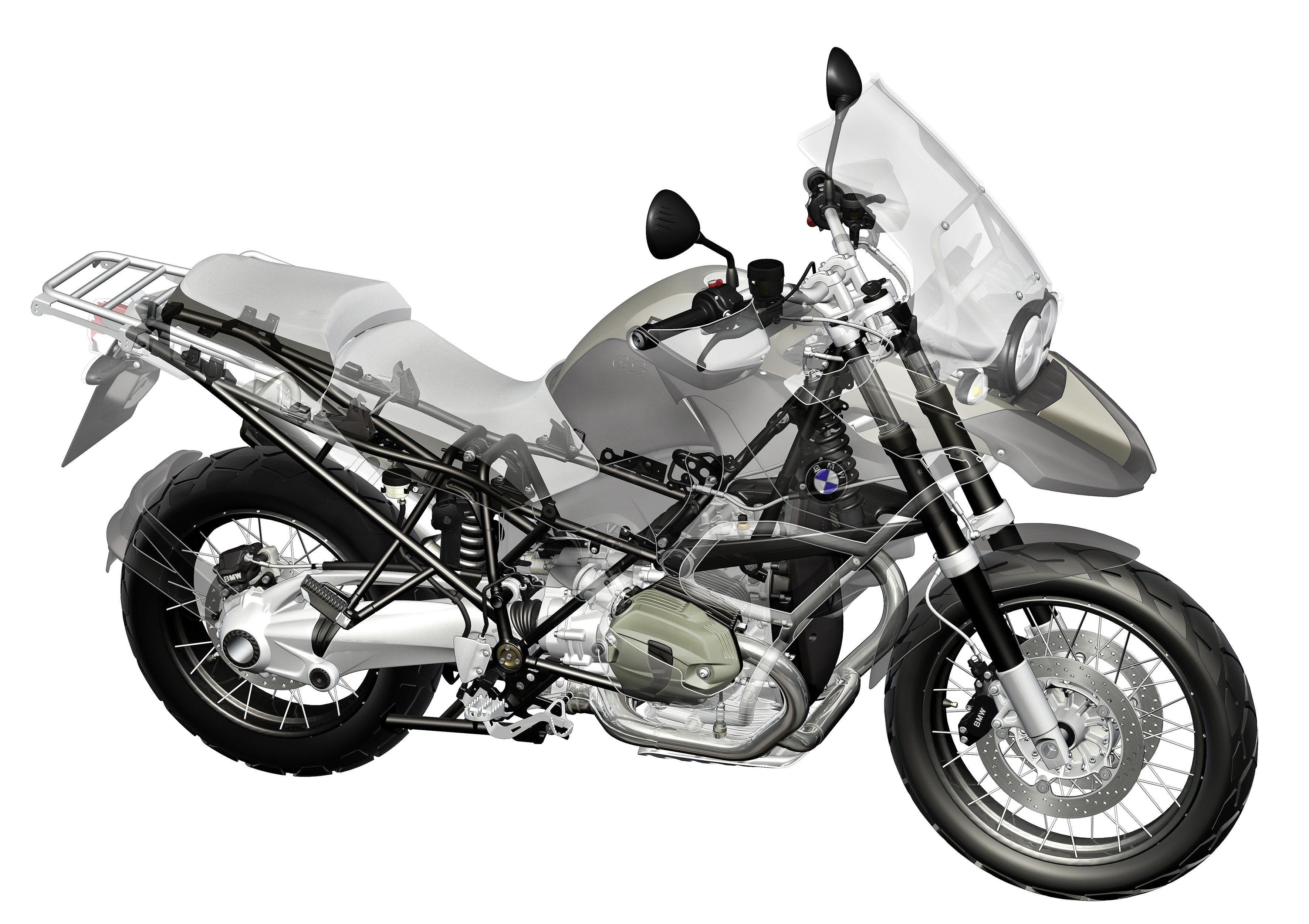 2008 BMW R 1200 GS Review - Top Speed
