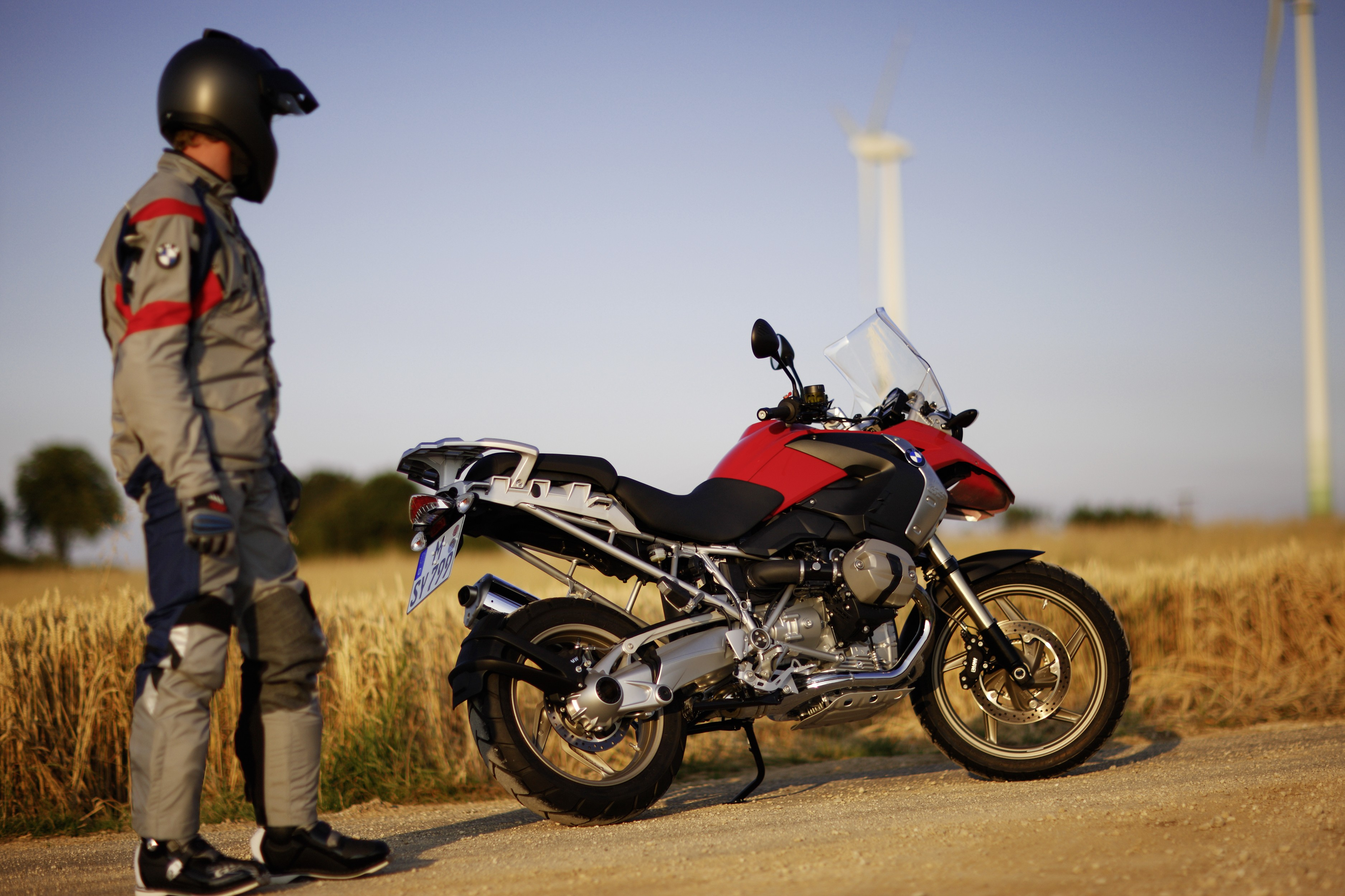 2008 BMW R 1200 GS ADVENTURE Review - Top Speed