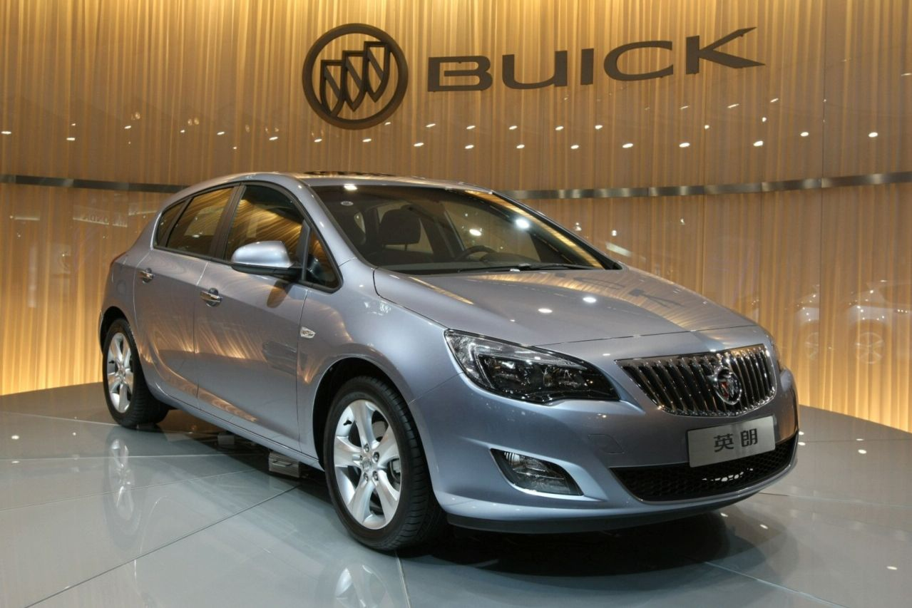 2010 Buick Excelle XT | Top Speed