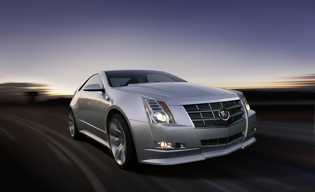 cadillac cts v coupe to debut at the 2010 detroit auto show news top speed. Black Bedroom Furniture Sets. Home Design Ideas