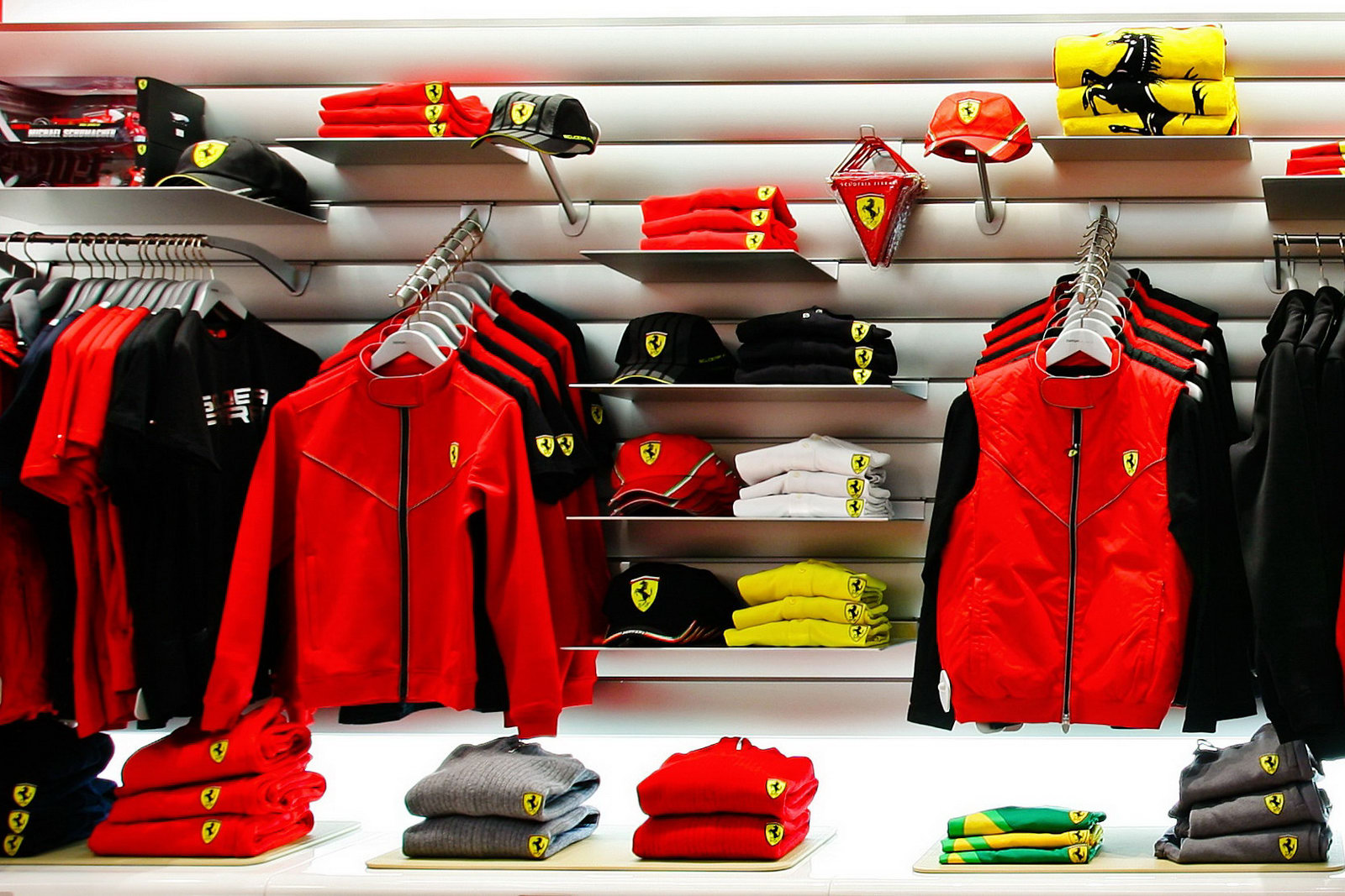 Ferrari Opens New Store In Greece Pictures Photos Wallpapers Top Speed