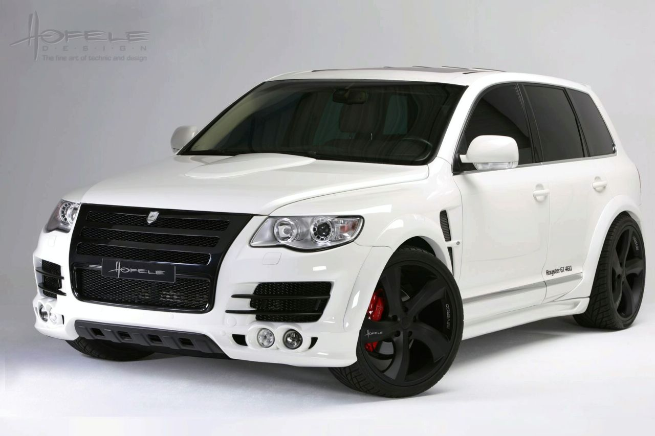 Touareg Facelift Conversion >> Hofele Royster Gt 460 Wide Body Kit Top Speed