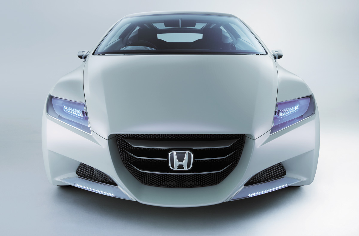 Honda P NUT Concept To Debut In Los Angeles