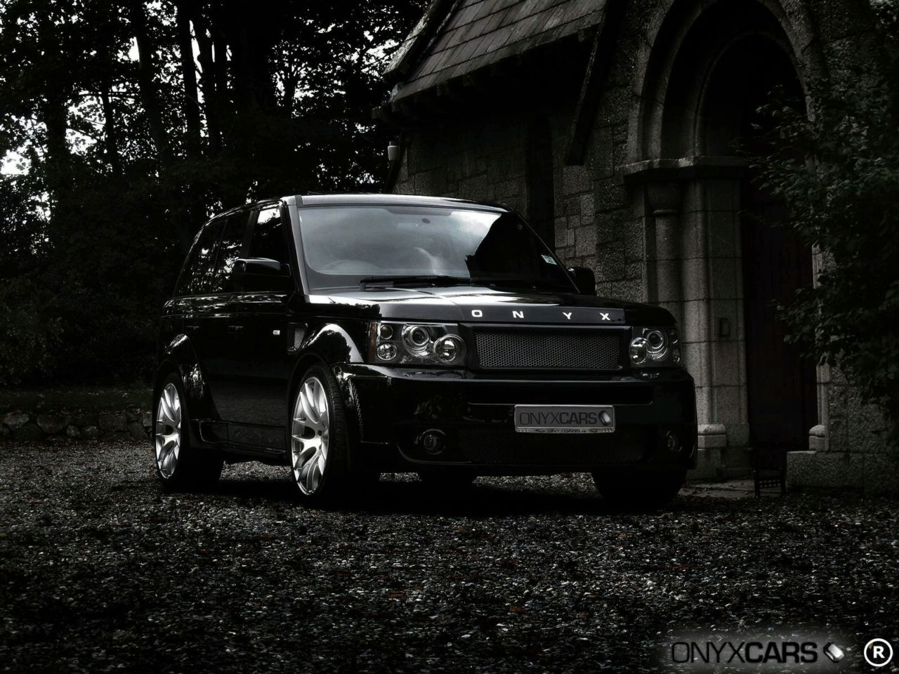Onyx Concept Based On The Range Rover Sport | Top Speed