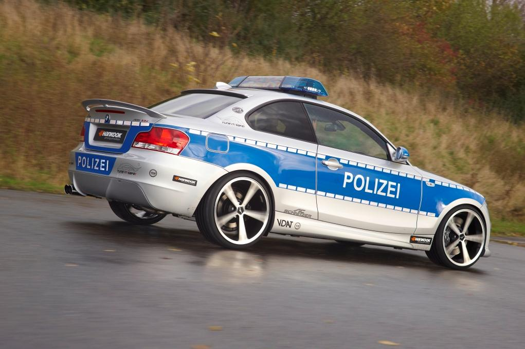 police bmw 123d coupe by ac schnitzer review top speed. Black Bedroom Furniture Sets. Home Design Ideas