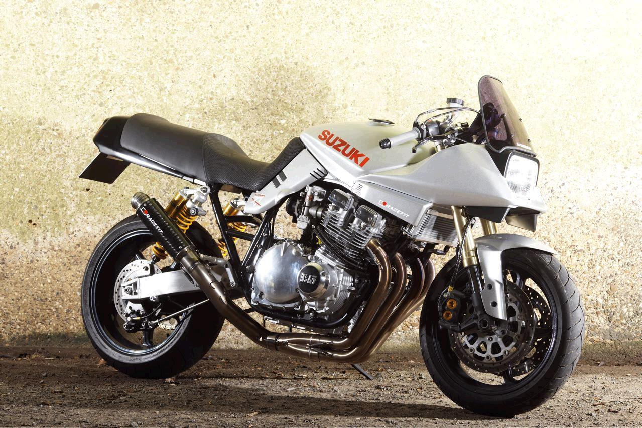 suzuki katana 1100 by steve adams news top speed. Black Bedroom Furniture Sets. Home Design Ideas