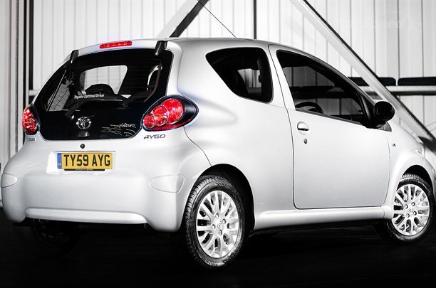 2010 toyota aygo platinum picture 333195 car review top speed. Black Bedroom Furniture Sets. Home Design Ideas