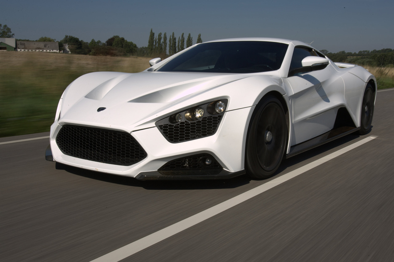 Zenvo ST1 Supercar For Sale At $1.17 Million News - Top Speed