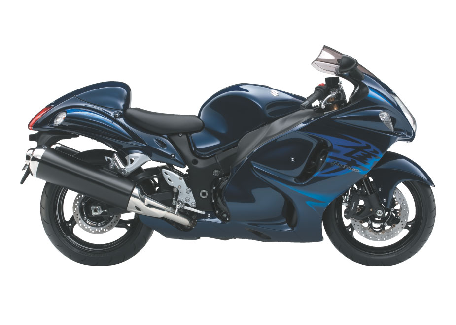 2010 Suzuki Hayabusa GSX1300R | Top Speed