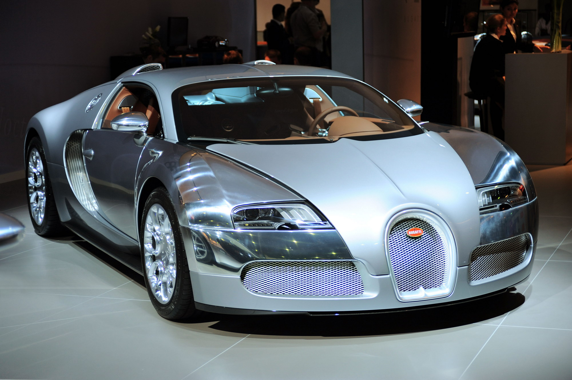 widescreen edition veyron bugatti limited diamond wallpaper