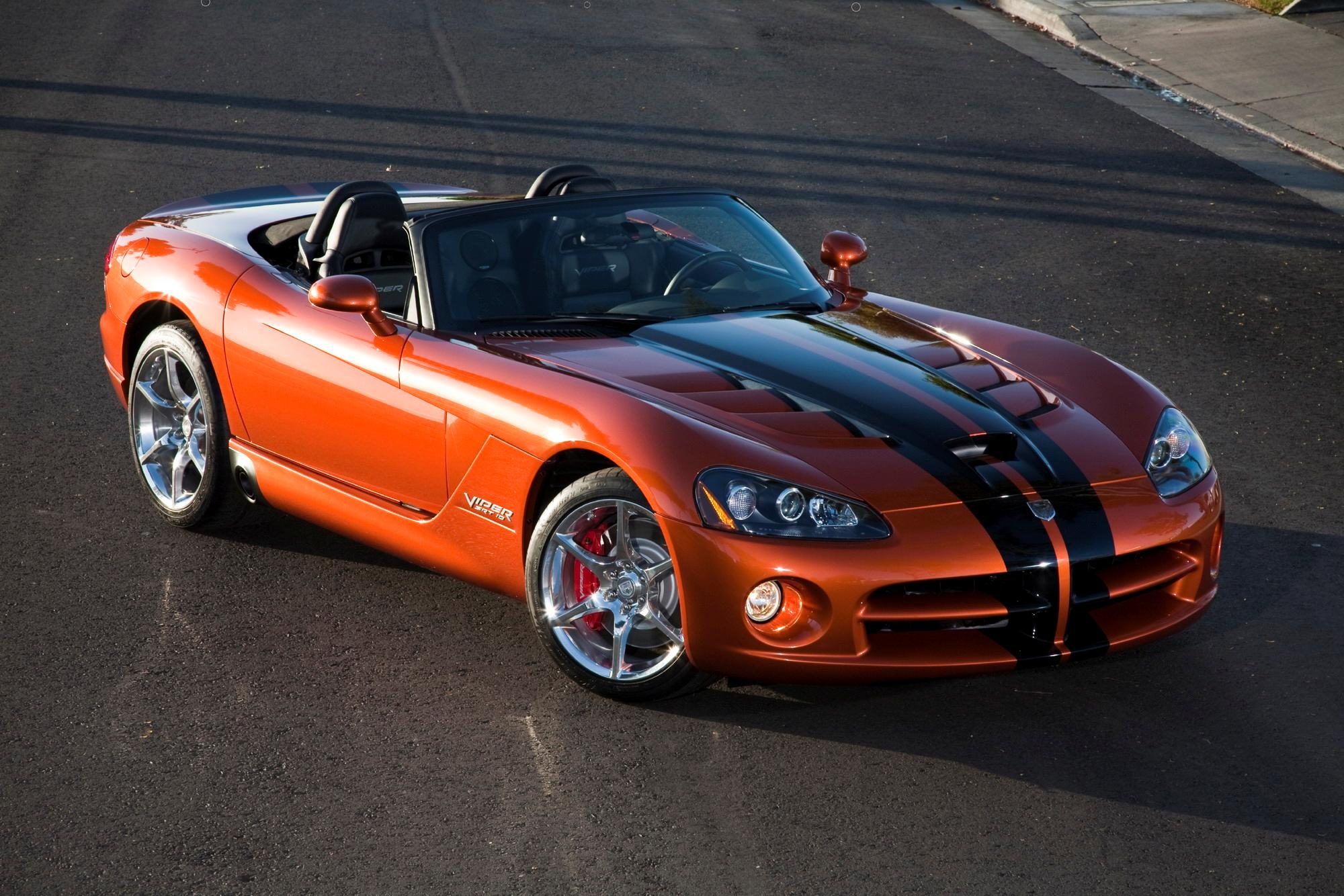2010 Dodge Viper SRT10 | Top Speed