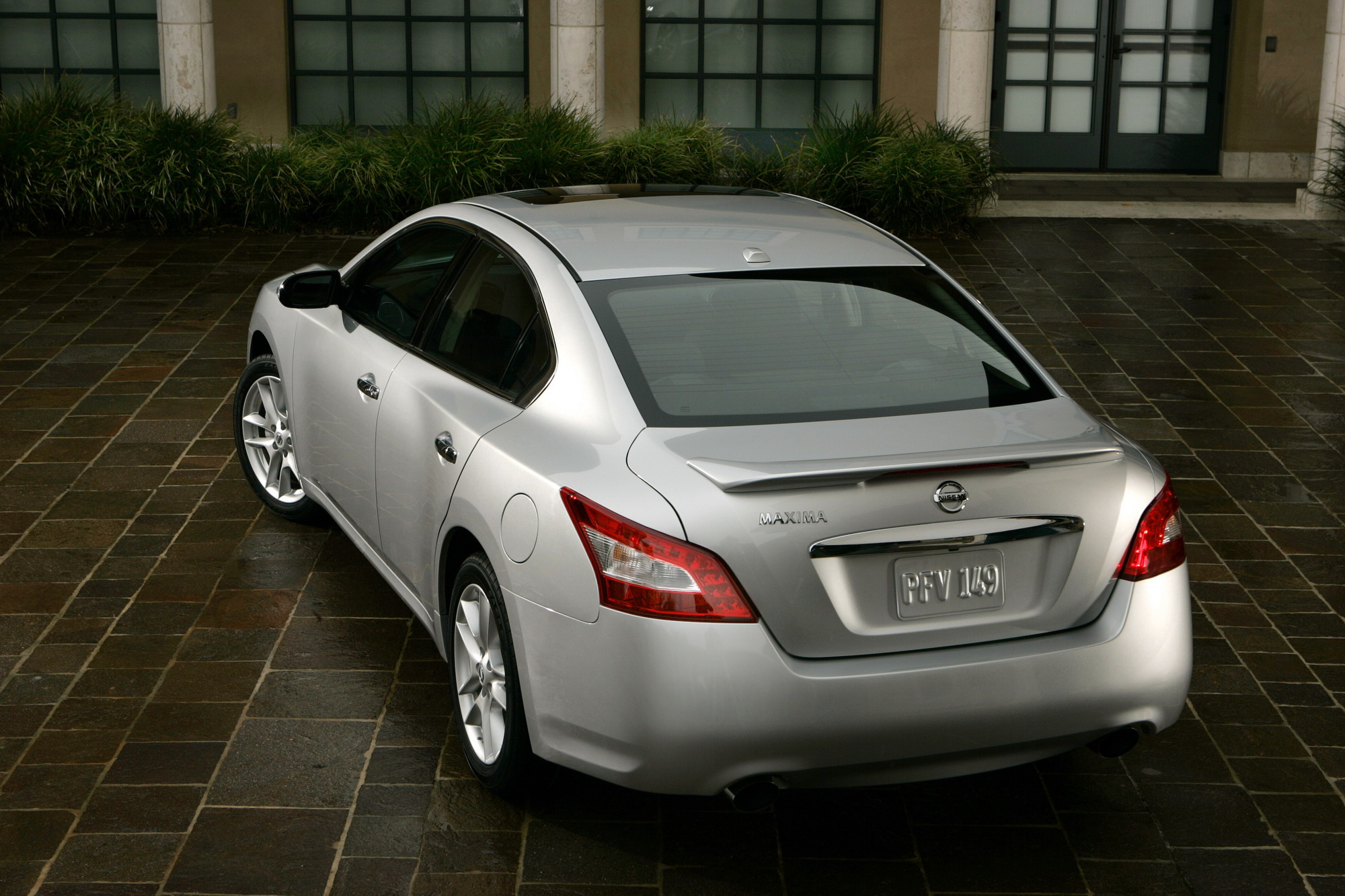 2010 Nissan Maxima Review Top Speed