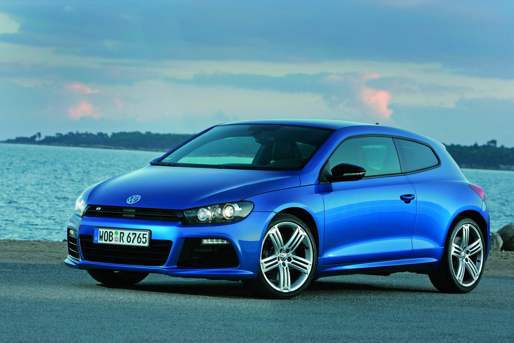 2010 Volkswagen Scirocco R Review   Top Speed. »