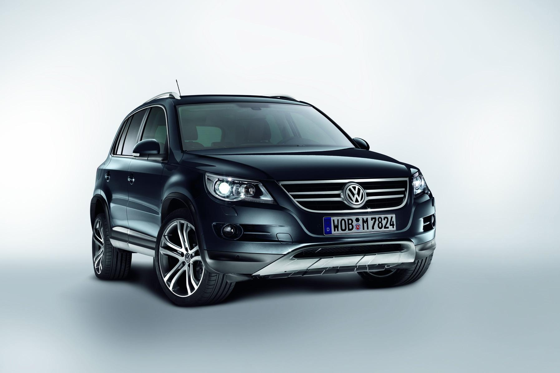 2010 volkswagen tiguan track avenue pictures photos wallpapers top speed. Black Bedroom Furniture Sets. Home Design Ideas