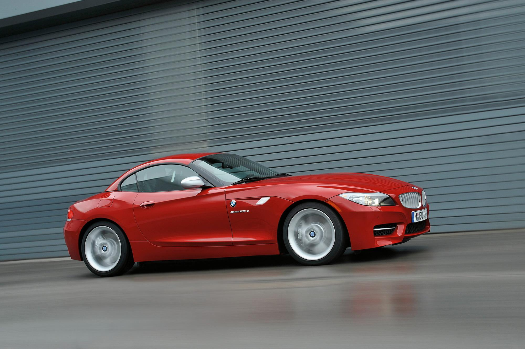 2011 bmw z4 sdrive35is gallery 338536 top speed. Black Bedroom Furniture Sets. Home Design Ideas