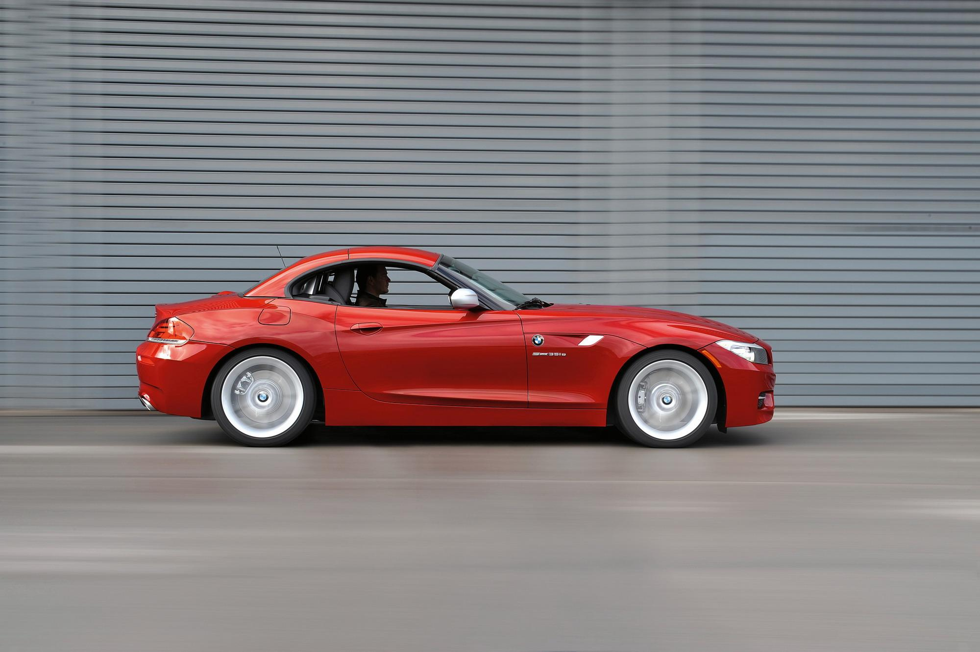 2011 BMW Z4 SDrive35is | Top Speed