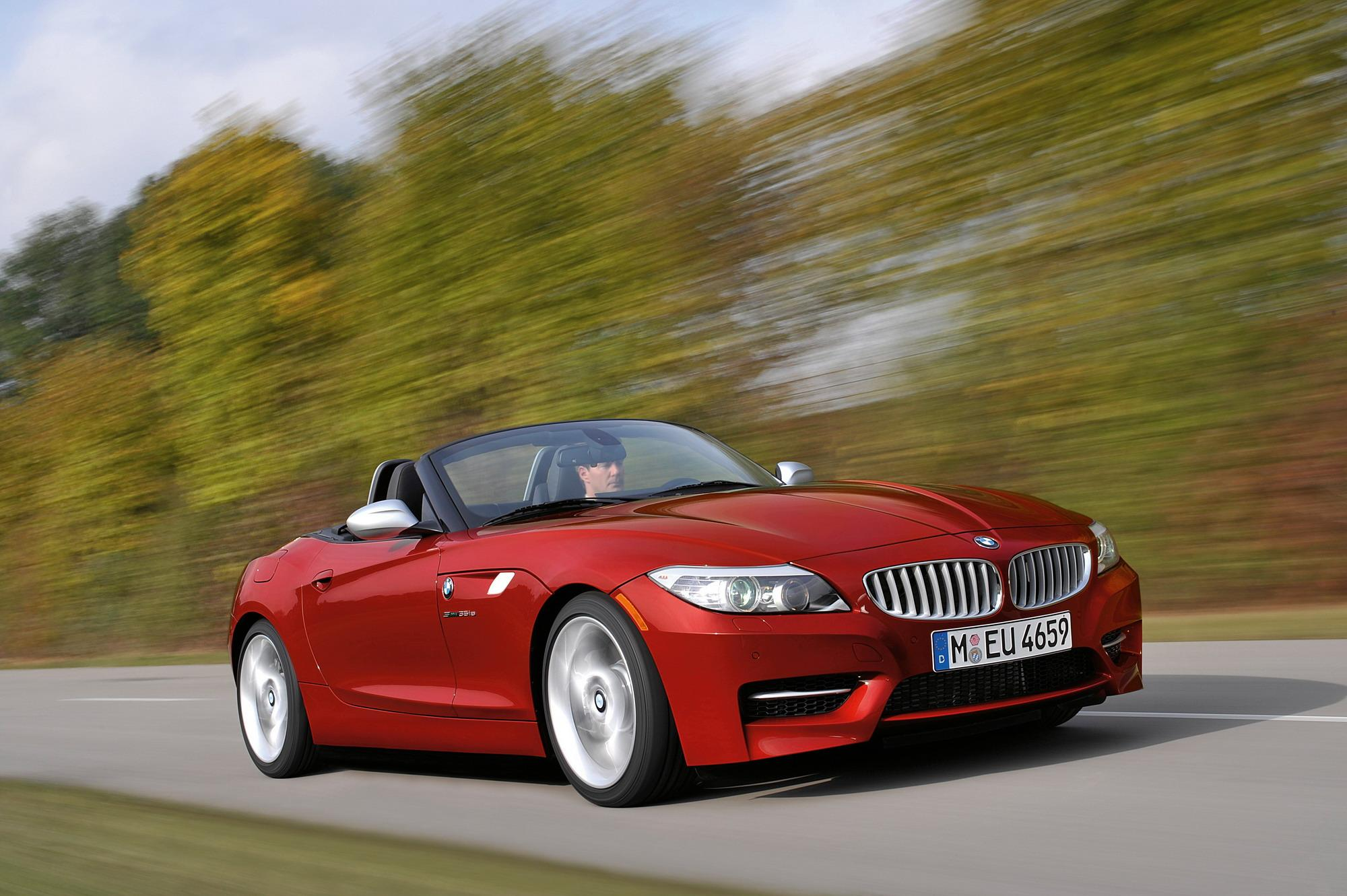 2011 Bmw Z4 Sdrive35is Top Speed