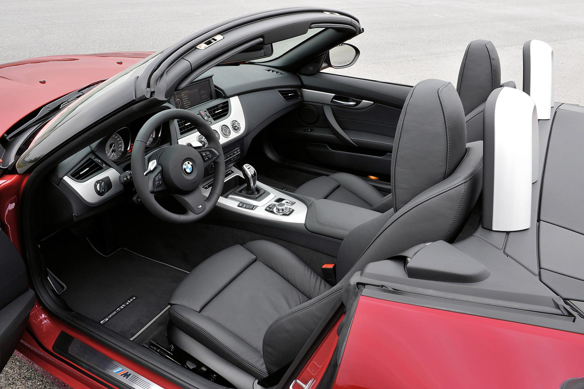 2011 BMW Z4 SDrive35is Review - Top Speed