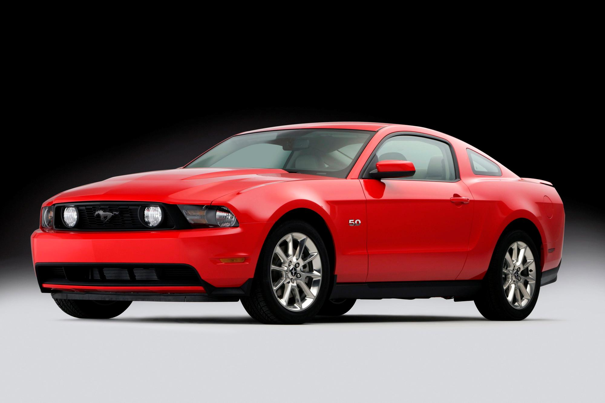 2011 ford mustang gt 5 0 top speed