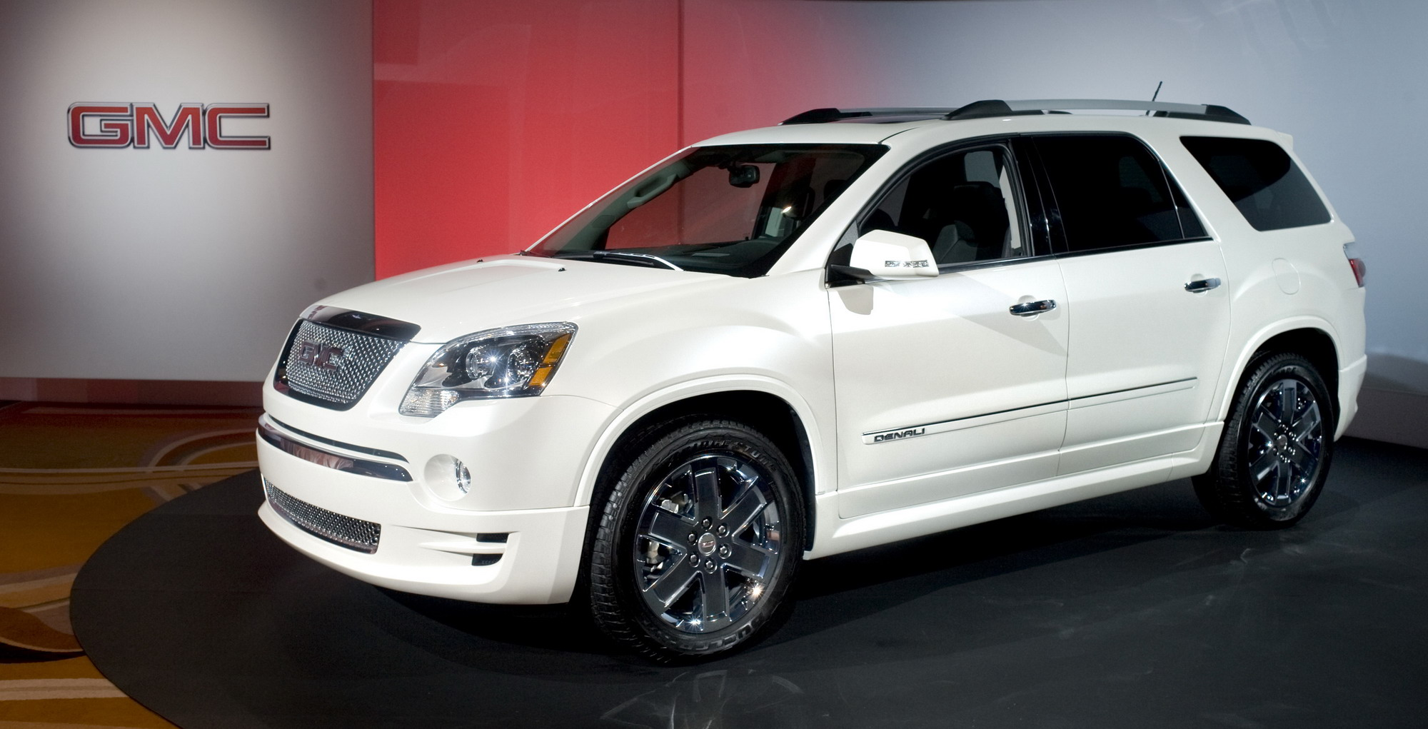 2011 GMC Acadia Denali | Top Speed