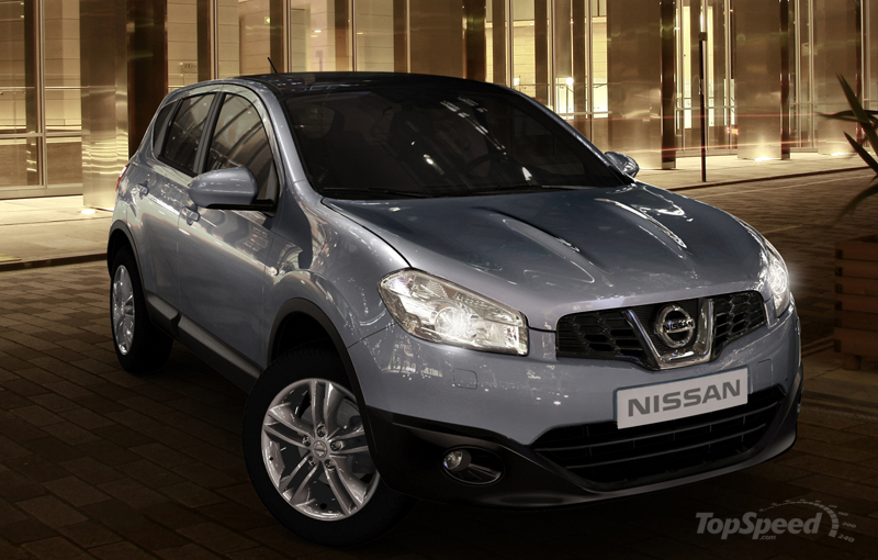 2011 nissan qashqai facelift picture 337146 car review. Black Bedroom Furniture Sets. Home Design Ideas