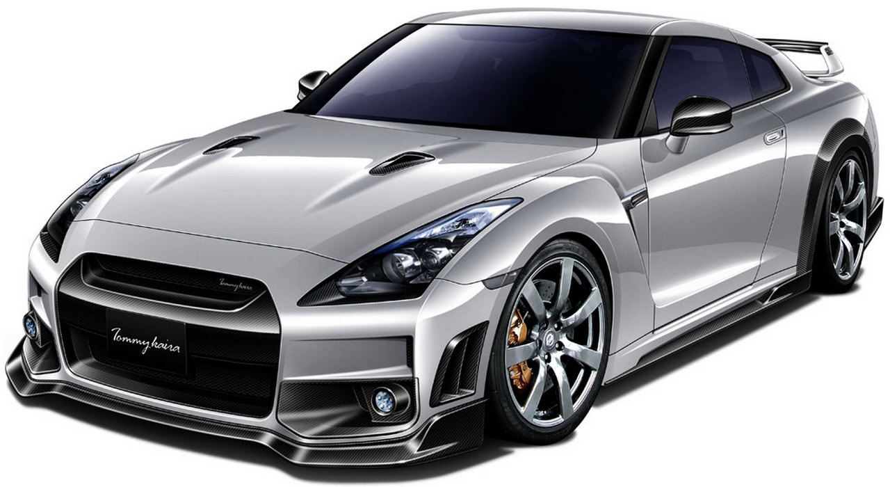 Nissan GT-R R35 Sport Package By Tommy Kaira | Top Speed