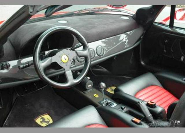 1995 Ferrari F50 supercar up for auction at $788888