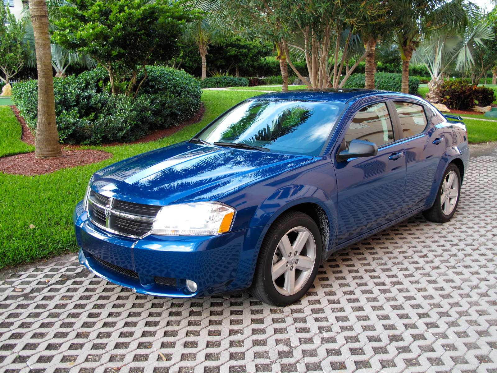 2009 Dodge Avenger Sxt Pictures Photos Wallpapers Top