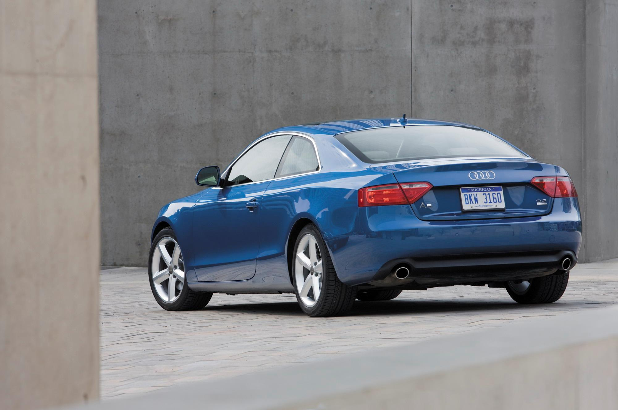 audi a5 owners manual 2010