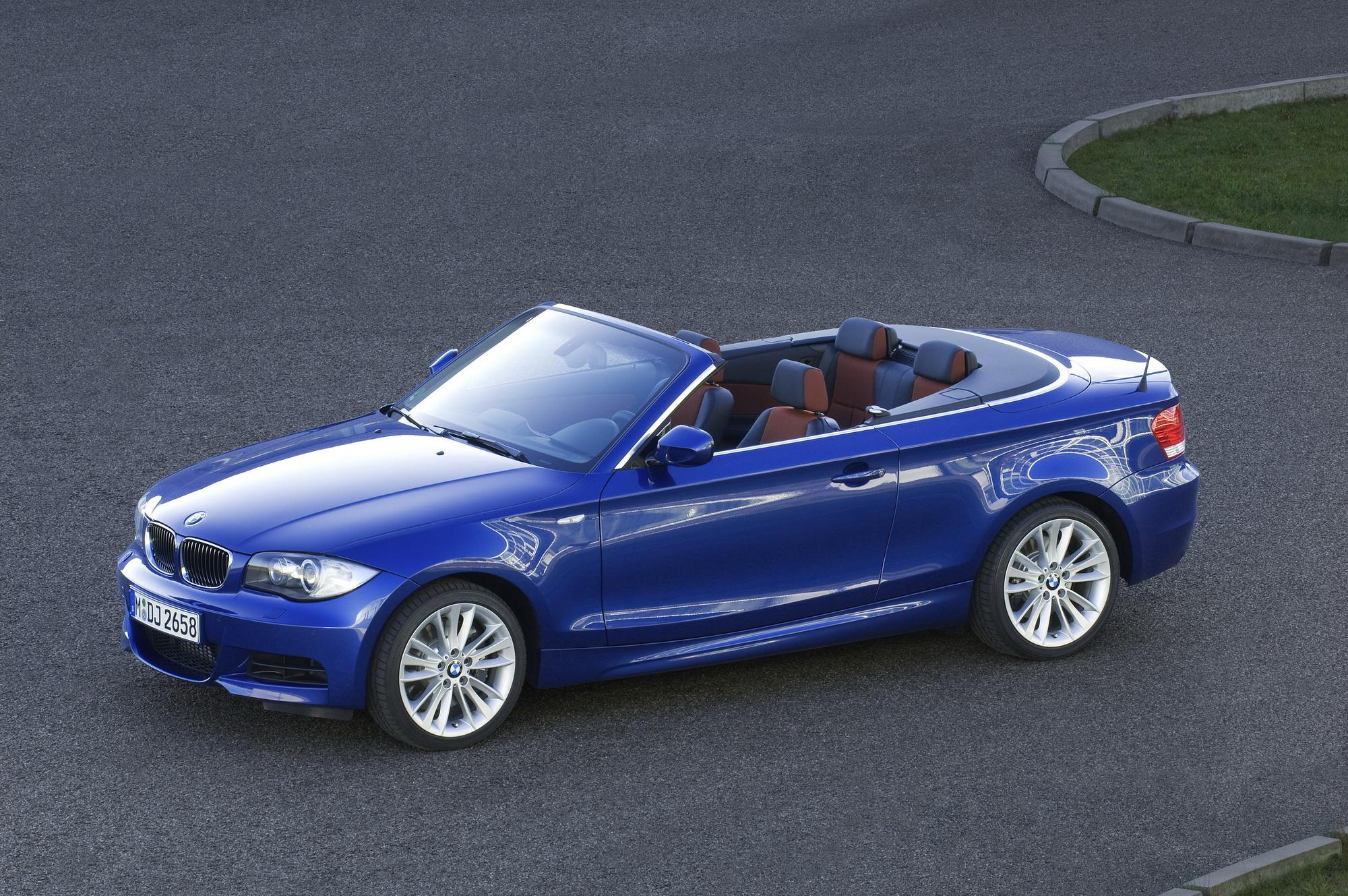 BMW I Coupe And Convertible Review Top Speed - 135i bmw convertible